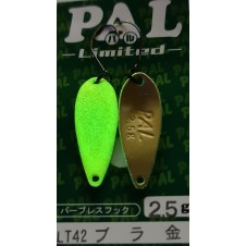 Forest PAL limited 1,6g - LT42 !!!GLOW!!!