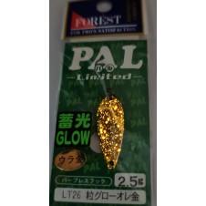 Forest PAL limited 2,5g - LT 26