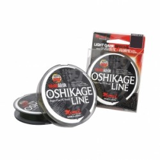 Oshikage Line PE 0,1 Moss Green 100m