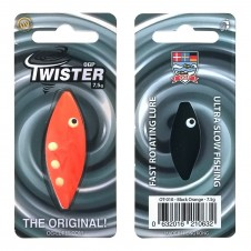 OGP Twister 7,5g Black Orange