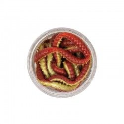 Power Honey Worms Col.Red Yellow