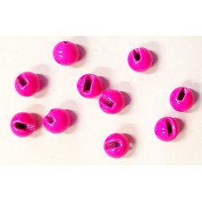 Slotted TB 4,0mm - Fluo Pink