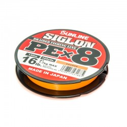 Siglon X8 PE 0.4 2,9Kg 150m - Orange