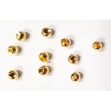 Slotted TB 4,0mm - Gold