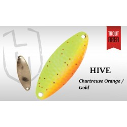 Hive 2,4g Chartreuse Orange / Gold