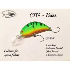 Crank 4cm - CFG Bass
