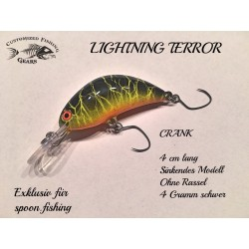 Crank 4cm - Lightning Terror
