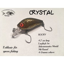 Rocky 4,7cm - Crystal