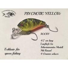 Rocky 4,7cm - Psychotic Yellow