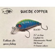 Rocky 4,7cm - Suicide Copper