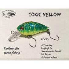Rocky 4,7cm - Toxic Yellow