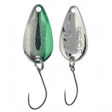 Sway 1,3 Full Silver/Green Side
