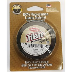 Berkley Trilene Fluorcarbon - 0,15mm/25m