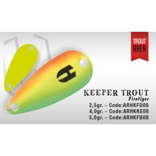 Keeper Trout 2,5g Firetiger