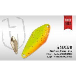 Ammer 2,5g Chartreuse Orange Gold