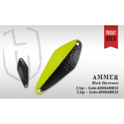 Ammer 2,5g Black Chartreuse