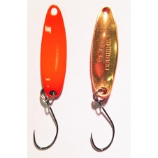 Cardiff Slim Swimmer 1,5g 66T Orange Gold