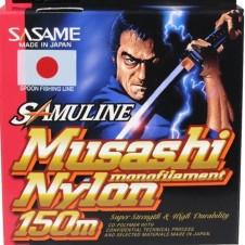 Samuline Musashi Nylon monofilament 150m 0,16mm