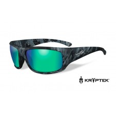 Omega Polarized Emerald Mirror Kryptek Neptun Frame