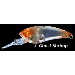 Shad 42mm - Ghost Shrimp