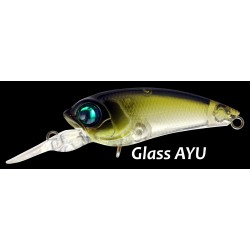 Shad 42mm - Glass Ayu