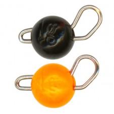 FTM 0,6 Gramm Cheburashka schwarz-orange