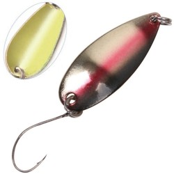 Trout Spoon IV - 1,9g - deutschland / gold
