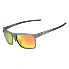 GAMAKATSU G-Glasses Alu Grey Red Mirror Polarized