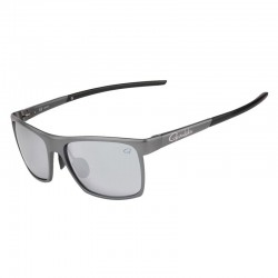 GAMAKATSU G-Glasses Alu Light Grey/White Mirror Polarized