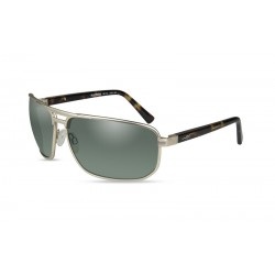 HAYDEN Polarized Green Satin Gold Frame