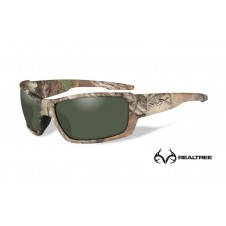 REBEL Polarized Green Realtree Xtra® Camo Frame