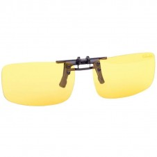 GAMAKATSU G-Glasses Clip-On-Glasses Amber