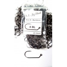Soft Lure Jig Hook Barbless - Gr. 4