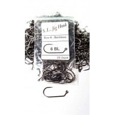 Soft Lure Jig Hook Barbless - Gr. 6