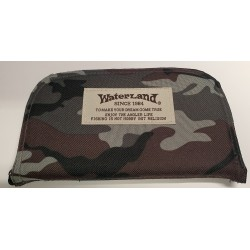 Waterland Spoon Tasche Gr L gray-camo