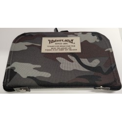 Waterland Spoon Tasche Gr XL gray-camo