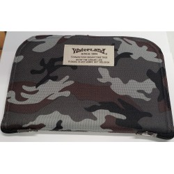 Waterland Spoon Tasche Gr Mega gray-camo