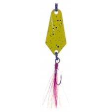 Predox Delta Spoon 2gr yellow-black