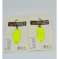 Wired 2,0g Col.208