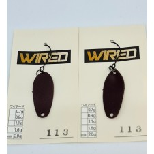 Wired 2,0g Col.113