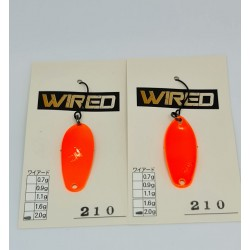 Wired 2,0g Col.210